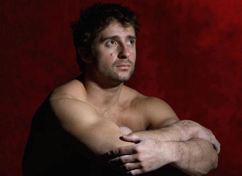 图文-澳大利亚国家体操队写真集帅哥脸庞完美无暇
