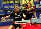 图文-世乒赛男双产生八强德国波尔/苏斯昂首晋级