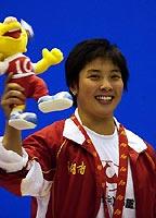 十运女举再掀高潮53公斤级李萍超世界纪录封后