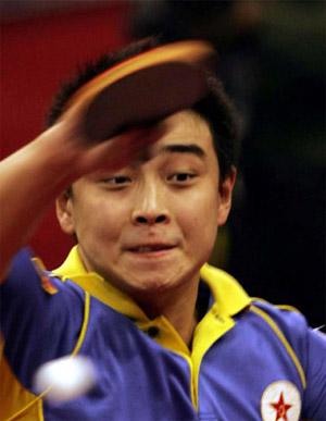 刘国梁:王皓不可原谅运动员需要个性的张扬