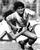 1982:挫折世界杯