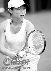 WTA广州网球公开赛中国姑娘继续高歌猛进(图)