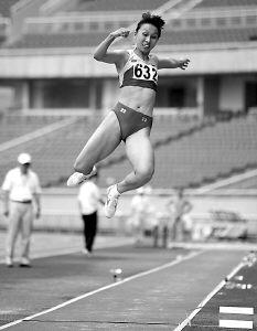 全国田径大奖赛重庆站落幕陈丽莎成为历史第一人