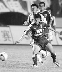 中超杯四强产生半决赛上海申花对阵深圳(图)
