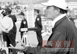 马照跑状照告北京代表团为马术被罚伸冤到底(图)