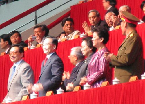 第十届全国运动会在南京闭幕温家宝出席闭幕式