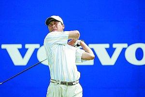 亚洲高尔夫大师赛结束第二轮张连伟上蹿梁文冲下滑