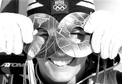 冬奥会盘点之趣闻轶事奖牌得主竟曾是走失孩童