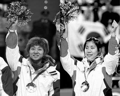 冬奥会盘点之劲敌解析揭开韩国疯狂夺金牌之谜