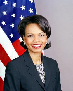 美国国务卿莱斯健美有方电视台播放健身片(图)