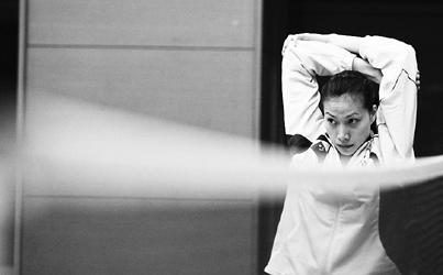 新民晚报:羽球女队卫冕一马平川男队争霸险关重重