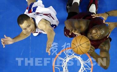NBA小牛热火晋级总决赛之路