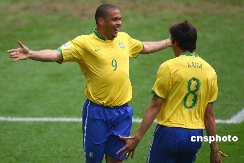 世界杯全明星阵容初选 巴西、阿根廷球员最多