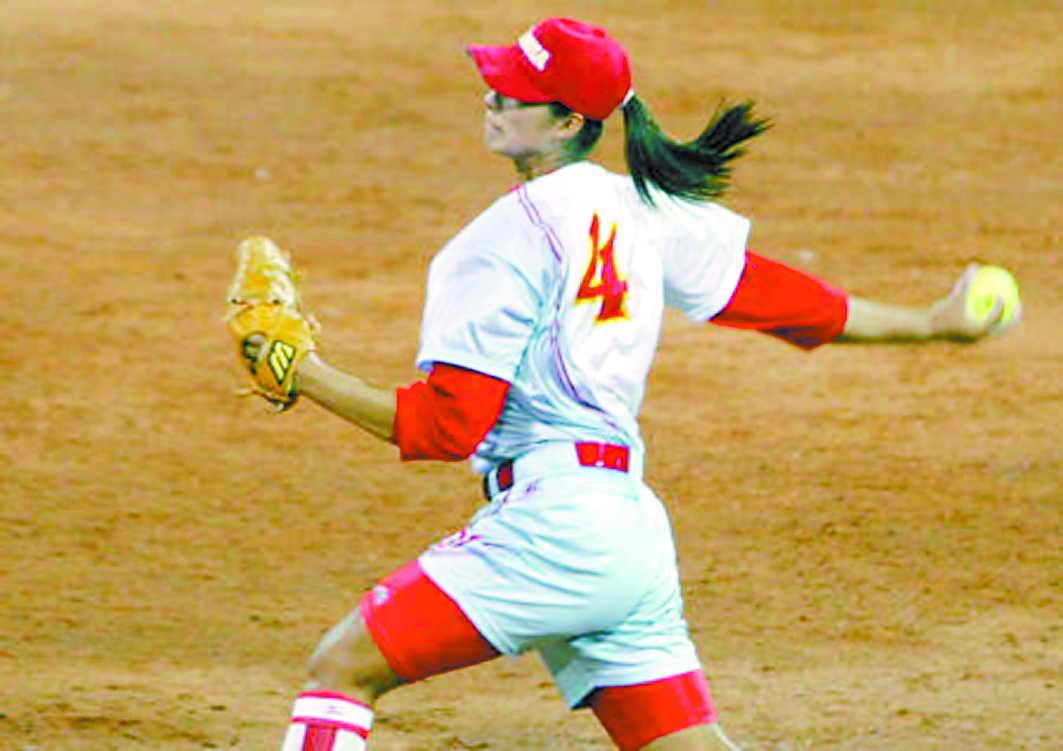 解析射击步骤和投手投手战术防守垒球常用术胜利的开局图片
