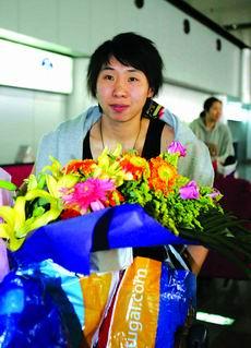 女篮返京先行小憩马赫称中国队实力应是世界前八