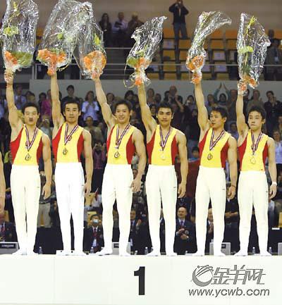 世锦赛前苦后甜稳中取胜中国体操重登世界之巅