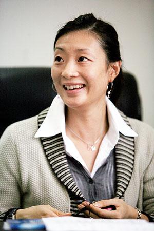 龚睿那成功变身最美丽副局长李永波:她必有番作为