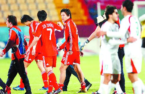 感动亚运排行榜:朝韩携手入场国奥战伊朗展现血性