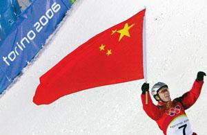 韩晓鹏豪言亚冬会金牌不旁落:亚洲基本没对手