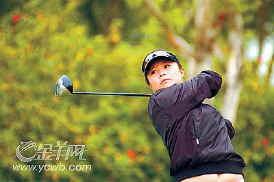 宋亮亮:中国高尔夫运动期盼更多企业的支持