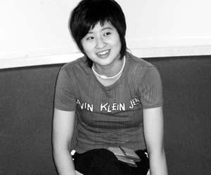 姚彦乒乓世界很快乐:从无抱怨和张怡宁同住笑开花