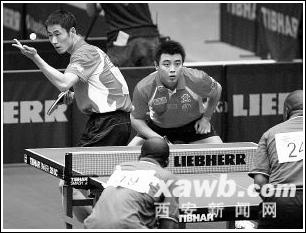 世乒赛俄男单名将遭淘汰前欧洲12强赛冠军灰飞烟灭