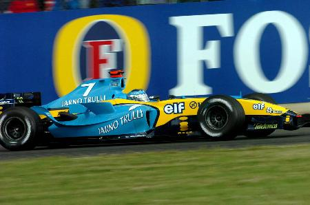 F1英国银石大奖赛决出发车位次