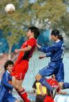图文-[中甲]南京0-4长春球场上演二龙戏珠
