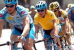 图文-环湖自行车赛落幕马里斯领骑黄衫一穿到底