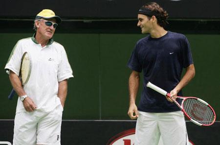 罗切:费德勒澳网折桂最怕天热07年能拿法网冠军