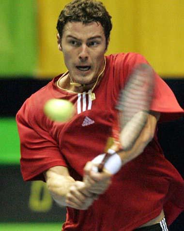 泰国网球公开赛萨芬击败以色列选手晋级