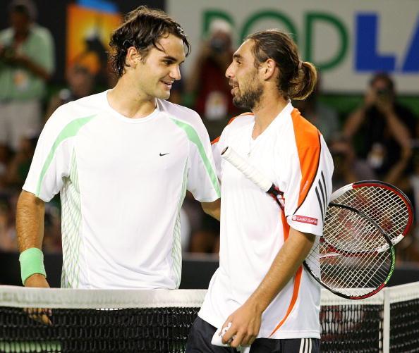 图文-澳网压轴大戏男单决赛大胡子是个不错的对手