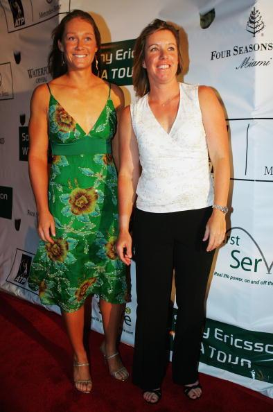 图文-网坛05年颁奖盛典的美女们斯托瑟/雷蒙德组合