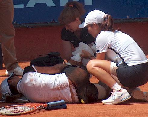 2005回顾之5月:纳达尔海宁就位李娜受伤严重受挫