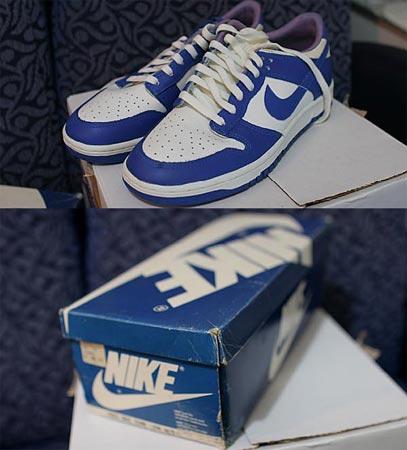 85年制Dunk重新人间Original款堪称Nike教科书