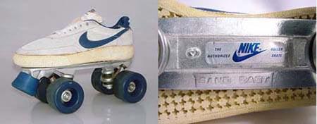 NikeRollerskate80年代文化所孕育另类产物