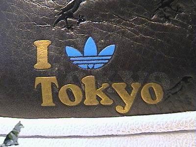 Adidas35周年纪念款连掀波澜东京成为幸运城市