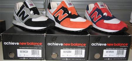 NewBalance英版多姿多彩新鞋一览冬日热情不减