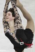 调查-谁是2005年花样滑冰世锦赛赛场最美丽的冰上公主?