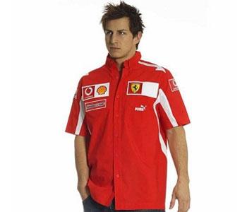 赛场上的王者伴随潮流Ferrari×Puma刮起红色旋风