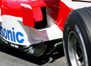F1战车何以咬住颠簸街道披露5支车队下压力方案