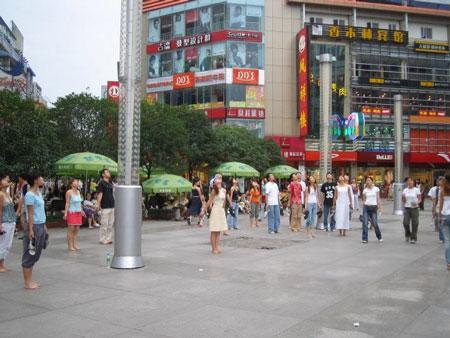 赤足新生席卷各大城市 nikefree体验活动引爆中国