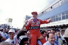 巴里切罗13年F1生涯:目睹车王从塞纳到舒马赫