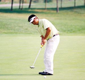 联盟杯夺冠瞄准亚巡资格尚磊:坚持高尔夫这条路