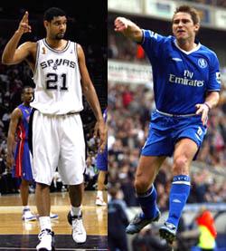 NBA对比足坛:马刺像切尔西尤文如活塞火箭像谁