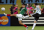 2006世界杯十佳球:乔科尔撷桂冠永远的贝式弧线