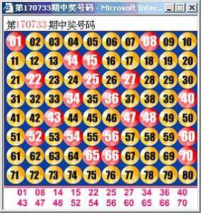 """快乐8""""美图""""预示彩民行好运"""