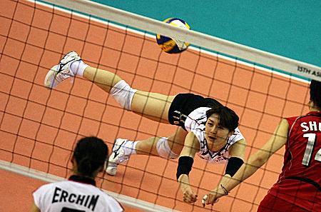 北边京奥运会排球项目知伸见:排球竞赛规则要