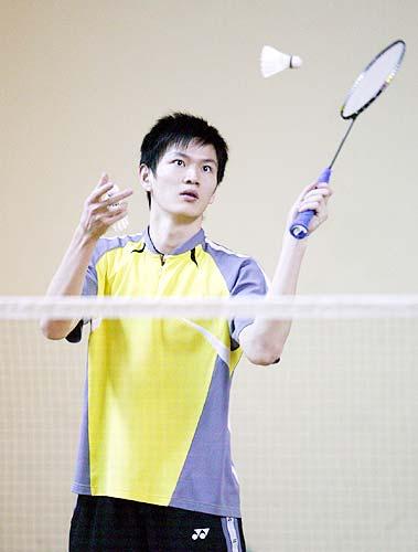 很喜欢的体育明星 羽毛球 鲍春来 2006 12 07 02 56 33