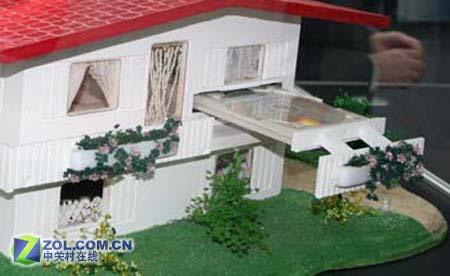 農村兩層樓房窗戶設計圖